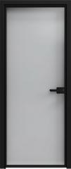 Sofia Прозрачный зеркальный (T07) Черный