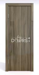 Дверь межкомнатная DG-500 Сосна глянец
