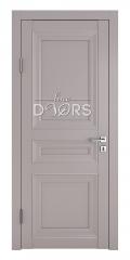 Дверь межкомнатная DG-PG3 Серый бархат