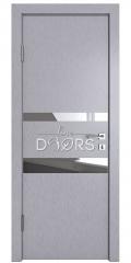 ШИ дверь DO-612 Металлик/Зеркало