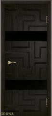 Дверь Geona Doors Лабиринт 2 с фрезеровкой