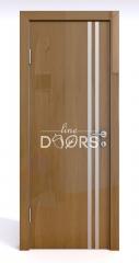 Дверь межкомнатная DG-506 Анегри темный