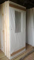 Техническая деревянная дверь ДН 21-10 П