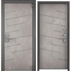 Дверь TOREX ULTIMATUM NEXT ПВХ Бетон серый / ПВХ Бетон серый HT-2