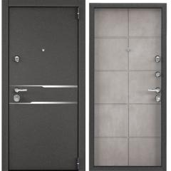 Дверь TOREX SUPER OMEGA 100 Колоре гриджио / Бетон серый