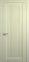 Дверь мебель массив Неаполь 3 ПГ Эмаль слоновая кость дуб