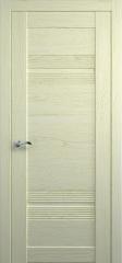 Дверь мебель массив Неаполь 4 ПГ Эмаль слоновая кость дуб