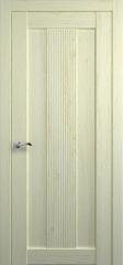 Дверь мебель массив Неаполь 5 ПГ Эмаль слоновая кость дуб
