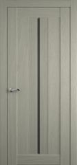 Дверь мебель массив Неаполь 1 ПО Эмаль ral 7044 дуб