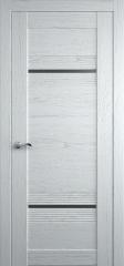 Дверь мебель массив Неаполь 2 ПО Эмаль белая дуб