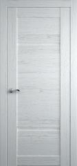 Дверь мебель массив Неаполь 2 ПГ Эмаль белая дуб