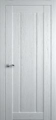 Дверь мебель массив Неаполь 3 ПГ Эмаль белая дуб