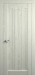 Дверь мебель массив Неаполь 5 ПГ Эмаль ral 1013 дуб