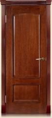 Дверь мебель массив Венеция Г (Коньячный дуб)