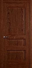 Дверь мебель массив Болонья 2 ПГ (Коньячный дуб)