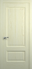 Дверь мебель массив Болонья 1 ПГ (Эмаль слоновая кость дуб)