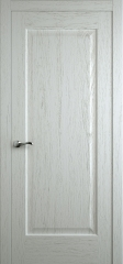 Дверь мебель массив Болонья 4 ПГ (Эмаль ral 9010 дуб)