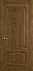 Дверь мебель массив Антик ПГ Светлый дуб