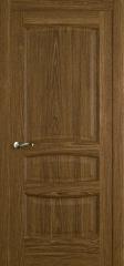 Дверь мебель массив Валенсия ПГ Светлый дуб