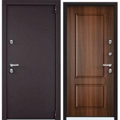 Дверь TOREX SNEGIR 55 MP RAL 8019 / Лесной орех