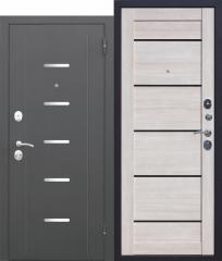Входная дверь Ferroni 7,5 Гарда МУАР Царга Лиственница мокко