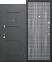 Входная дверь Ferroni 7,5 см Гарда МУАР Венге тобакко