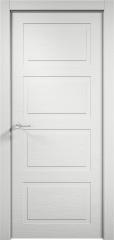 Дверь мебель массив Кантри 5 ПГ (Эмаль Белая Дуб)