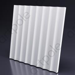 Гипсовая 3D панель AFINA 600x600x23,5 мм