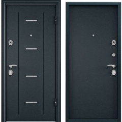 Дверь TOREX DELTA-M 10 Steel Темно синий букле / Темно синий букле