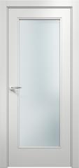 Дверь мебель массив Альфа 1 ПО (Эмаль Белая)