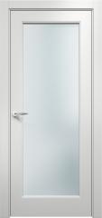 Дверь мебель массив Латина 1 ПО эмаль белая