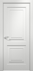 Дверь мебель массив Латина 2 ПГ эмаль белая