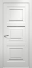 Дверь мебель массив Латина 5 ПГ эмаль белая