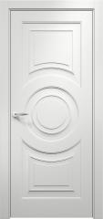Дверь мебель массив Латина 6 ПГ эмаль белая
