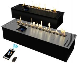 Автоматический биокамин ZeFire Automatic 900 с ДУ