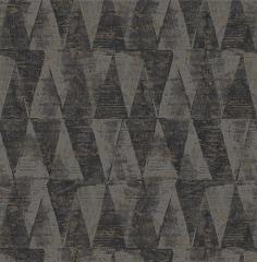 Бумажные обои с акриловым напылением Casa Mia Graphite (RM91000)