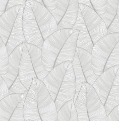 Бумажные обои с акриловым напылением Casa Mia Graphite (RM91608)