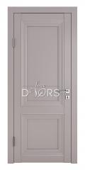 Дверь межкомнатная DG-PG1 Серый бархат