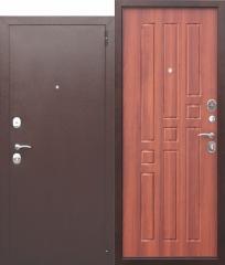 Входная дверь Ferroni Гарда  8 мм Рустикальный дуб