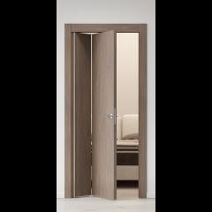 Дверь складная Heft Гладкая