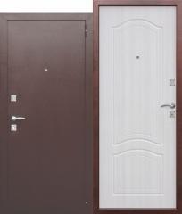 Входная дверь Ferroni Dominanta Белый ясень