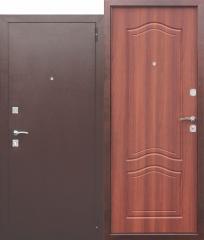 Входная дверь Ferroni Dominanta Рустикальный дуб