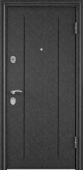Дверь TOREX DELTA-100 Черный шелк / Дуб бежевый Дуб бежевый
