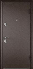 Дверь TOREX DELTA-100 Медный антик / Белый перламутр
