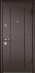 Дверь TOREX DELTA-100 Медный антик / Венге ПВХ Венге