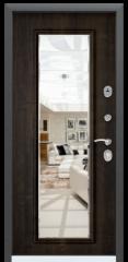 Дверь TOREX DELTA-112 Черный шелк / Дуб мореный Дуб мореный