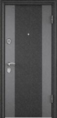 Дверь TOREX DELTA-M 12 Черный шелк / Дуб пепельный Дуб пепельный