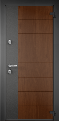 Дверь TOREX DOMANI 100 Красное дерево / Синий гиацинт