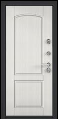 Дверь TOREX DOMANI 100 RAL 3005 / Шамбори светлый ПВХ Бел шамбори