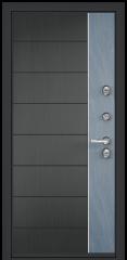 Дверь TOREX DOMANI 100 Синий прованс / Графен